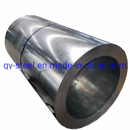 HDG/Gi/SGCC/Dx51 Zinc Coated Cold Rolled/Hot Dipped Galvanized Steel Coil/Sheet/Plate/Reels