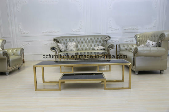 TV Stand Stainless Steel New Model TV Cabinet Cheap pictures & photos