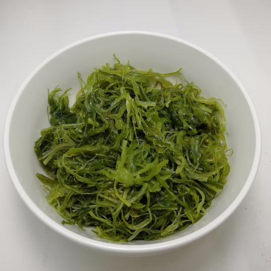 Frozen Seaweed Wakame Stem Shredded
