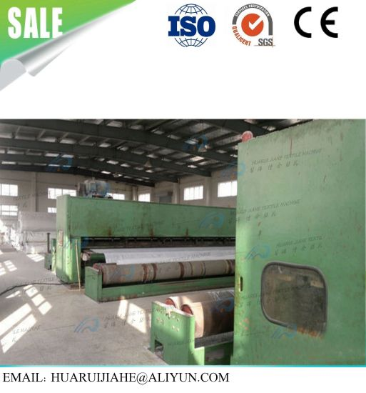 Polypropylene Geotextile Production Line for Road/ Non Woven Fabric Making  Machine/Nonwoven Needle Punched High Density Fabric Making Textile Machine,