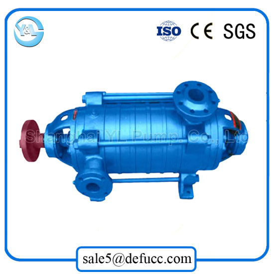 High Pressure Multistage Centrifugal Booster Pump for Fire Fighting Equipment pictures & photos