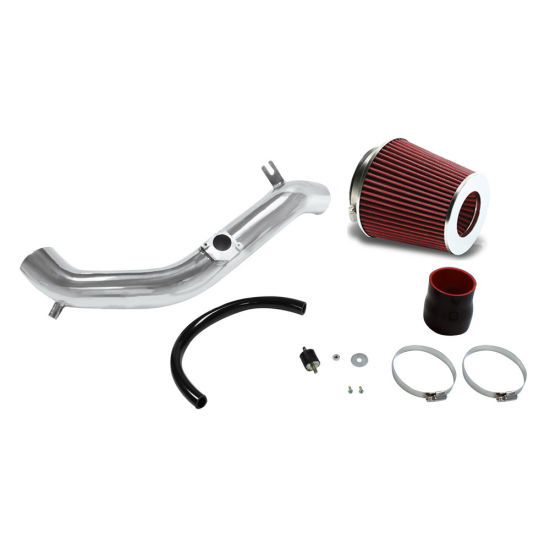 Performance Cold Air Intake CAI System Kit Red Filter for Mazda 6 2.3L New