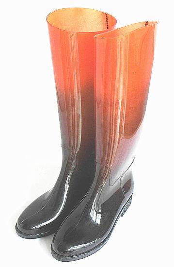 Fashion Transparent Wellington Boots