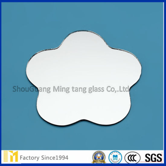 2mm 3mm 4mm Safety Silver Mirror with Vinyl Film Back