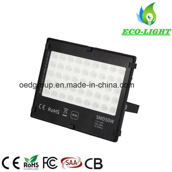 Outdoor Waterproof LED SMD Flood Light 50W