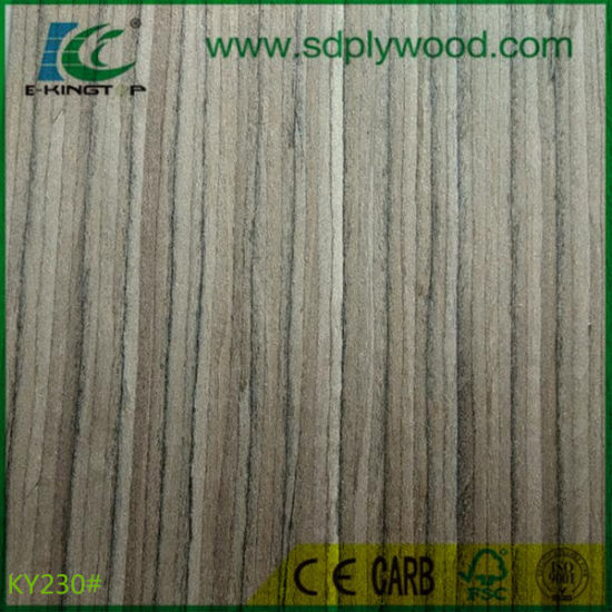 Good Quality of Walnut Engineered Veneer for Plywood pictures & photos
