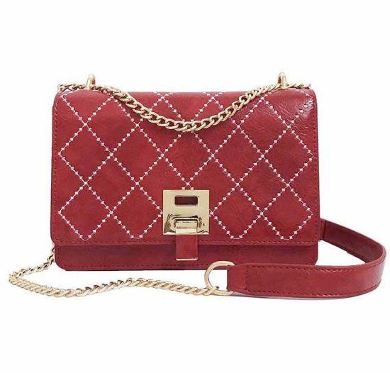 274383d6246 2019 Latest Design Ladies Mini PU Leather Shoulder Bags Women Crossbody  Handbag