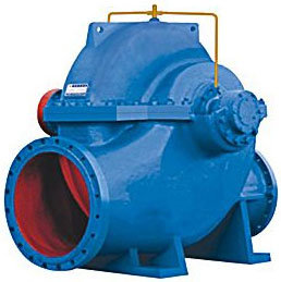 Ots Series Axial Split Volute Casing Refinery Industry Centrifugal Pump pictures & photos