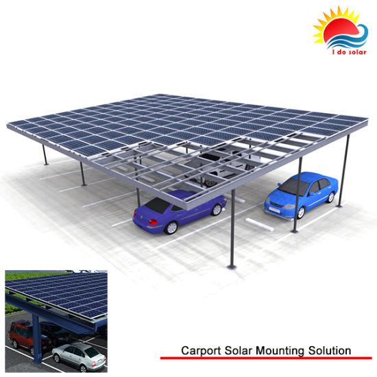 China Portable Solar Ground Mount Frame (SY0089) - China Solar ...