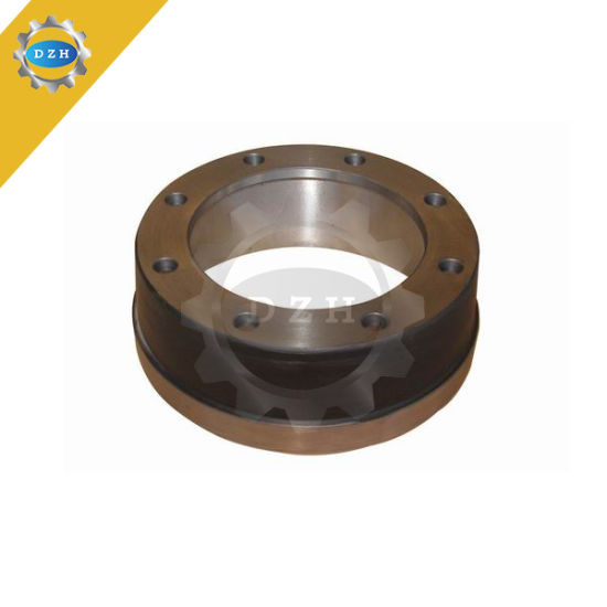 Iron Casting Truck, Trailer, Tractor Spare Parts Brake Drum pictures & photos
