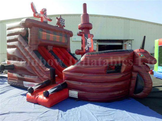 High Quality Inflatable Pirate Ship / Pirate Ship for Fun pictures & photos