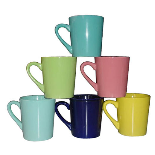 Ceramic Colour Coffee Mug (CM035)