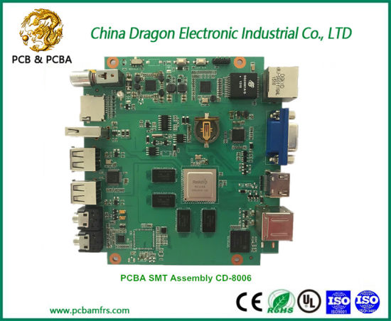 China One-Stop Printed Circuit Board OEM/ODM PCB Board