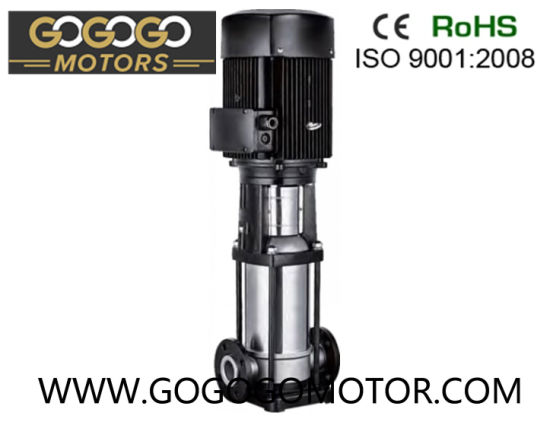 Cdlf Water Supply Booster Multistage Centrifugal Pump with CE