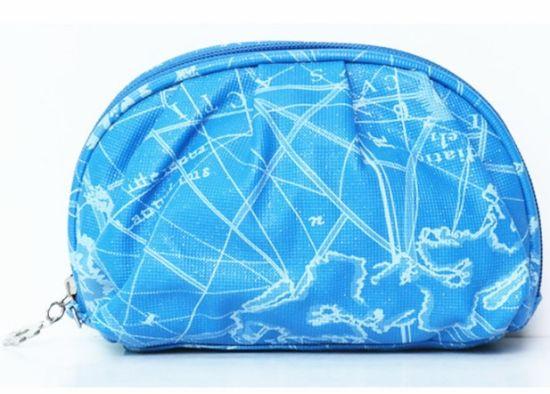 European and American Women PU Leather Dumpling Makeup Bag Gift Custom New Creative Clutch Bag