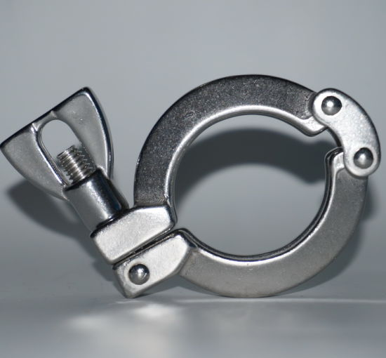 Stainless Steel Double Pin 13mhh Heavy Duty Clamp