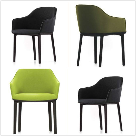 Genial (SD3016) Modern Restaurant Furniture For Table And Soft Shell Chairs