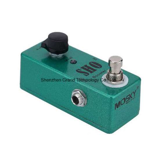 Sho Booster Mini Guitar Effect Pedal (JF-89) pictures & photos