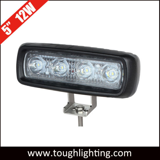 China high quality 5 12w slim cree offroad led work light bar high quality 5 12w slim cree offroad led work light bar mozeypictures Choice Image