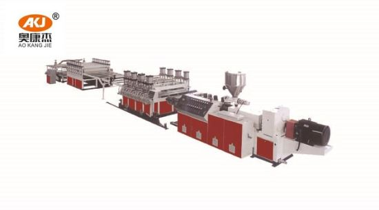 Good Quality PVC Foam Board Production Line Extruder Extrusion