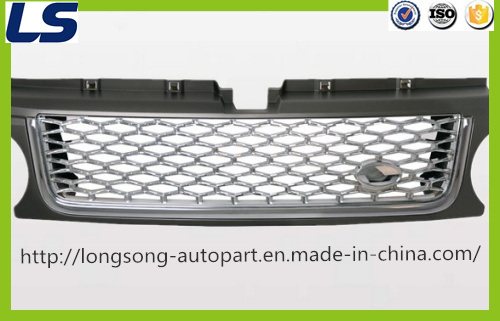 Front Silver Mesh Grille for Range Rover Sport 2010-2012