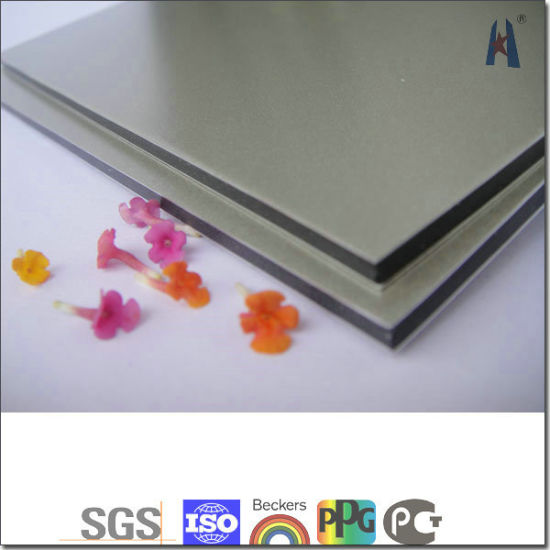 4mm Aluminum Composite Panel for Exterior Wall Using