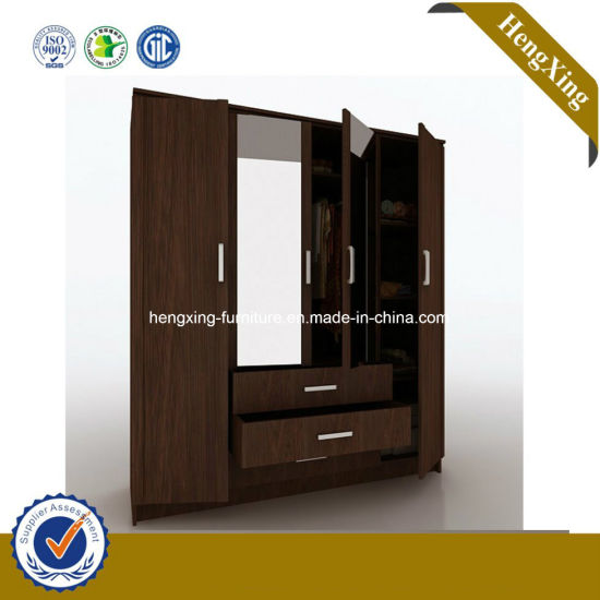 Modern Furniture Home Use Wardrobe for Bedroom (HX-LC3082) pictures & photos