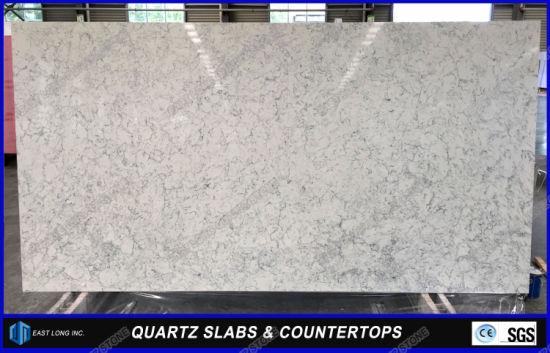 New Designed Quartz Slabs Building Material Kitchen Countertops