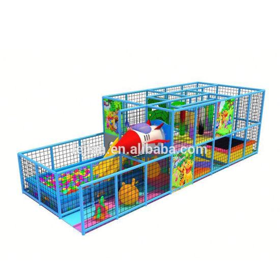 Provider Toys Store Baby Attractive Children Indoor Playground Equipments