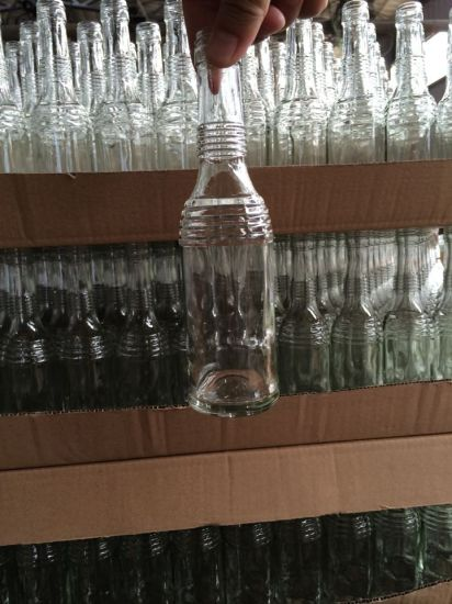 Wine Glass Bottle, Vodka Glass Bottle pictures & photos