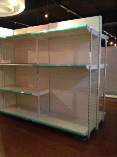 Popular Supermarket Gondola Storage Shelving