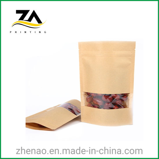 Custom Good Quality Made Packaging Paper Bag with PP Handle