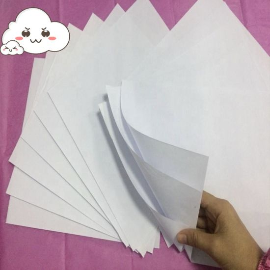 Good Quality A4 Printing Paper 70g 80g Office Copy Writing Paper in Large Sheet