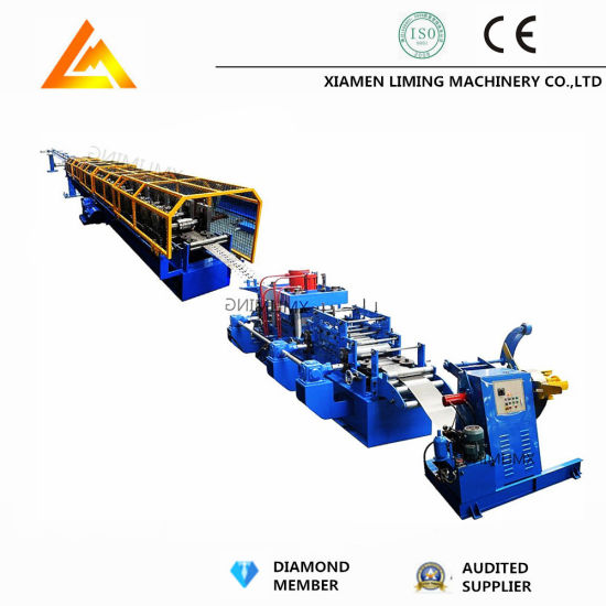Xiamen Liming Cold Rolling Mills for Warehouse Rack