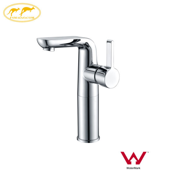 Watermark New Bathroom Fitting High Brass Basin Tap for Countertop Basin (HD4602H)