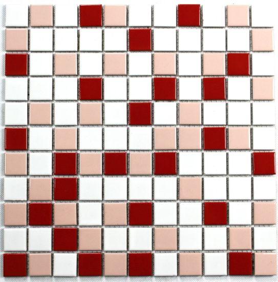 Toilet Mosaic Tiles Tv Background Wall