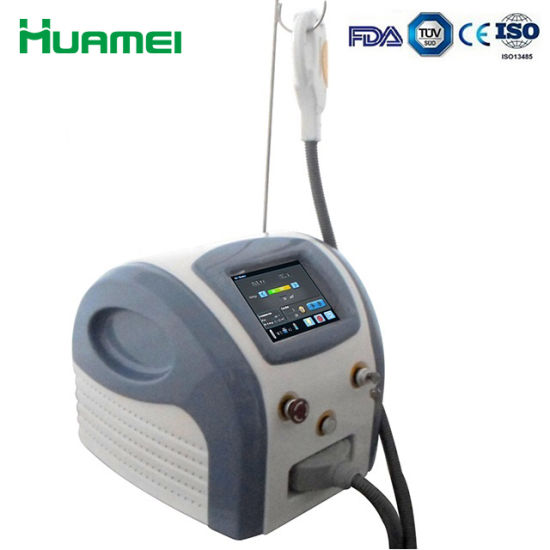 Wholesale Price Portable Opt+Shr+IPL Hair Removal Laser Hm-IPL-B1 with High Frequency Facial Shr Machine