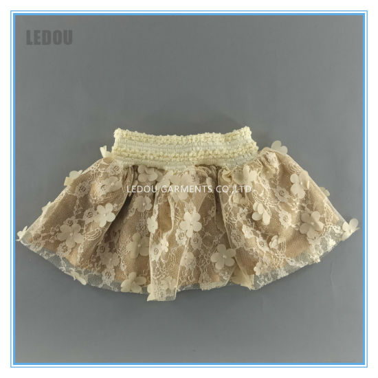 Kids Girls 3 Layer Tutu Ballet Dance Dress Skirt Tulle Chiffon Pettiskirt