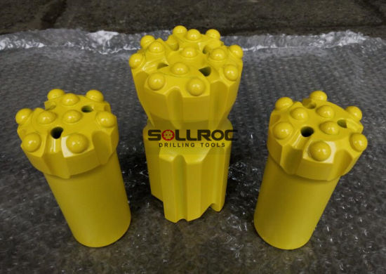 Button Bit for Top Hammer Drilling (T38, T45, T51, ST58, GT60) pictures & photos