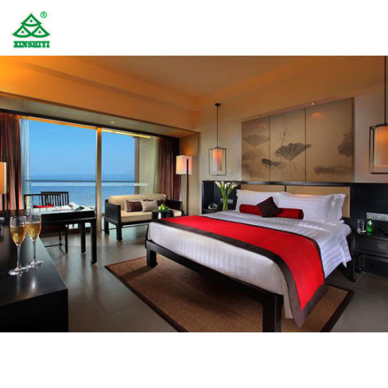 Relaxation Island Resort Luxury Hotel Furniture High End Bedroom
