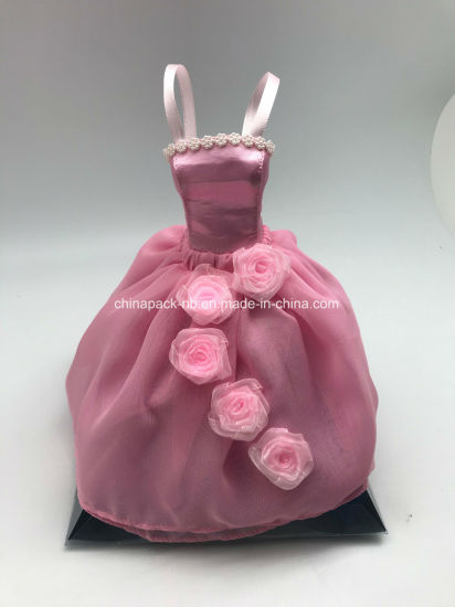 Different Color Mini Ballet Dress Costume with Stand