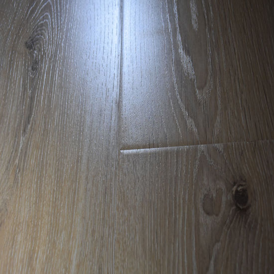 China High Quality Vintage Style, Select Surfaces Laminate Flooring Silver Oak