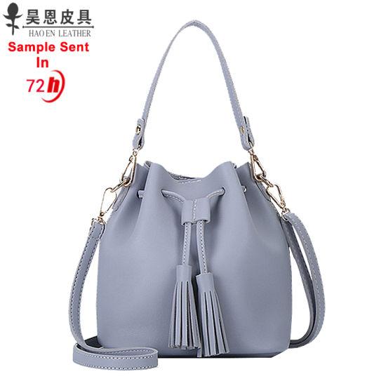 df08b036eb Guangzhou Factory Fashion Ladies PU Leather Handbags Lady Designer Handbags