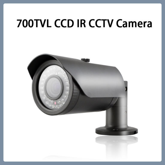 Surveillance 700tvl Sony Outdoor IP66 IR Bullet Security CCTV CCD Camera pictures & photos