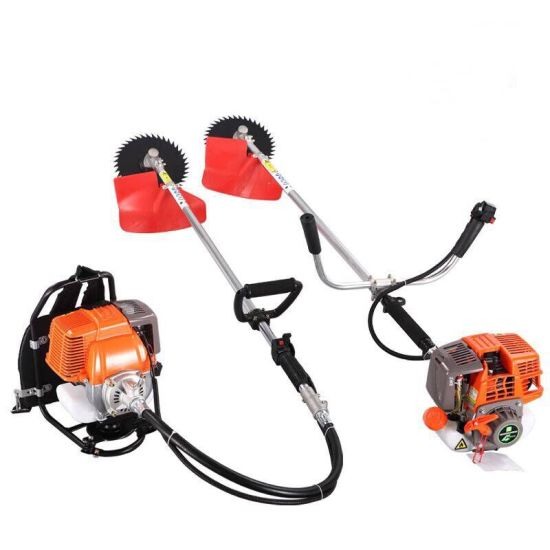 China High Quality Single Cylinder Two Stroke Lawn Mower