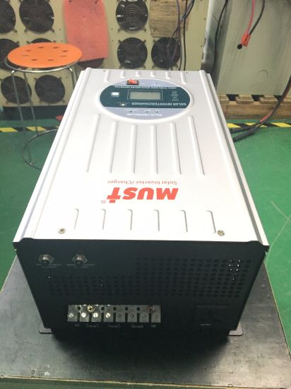 Hot Selling Home Solar Inverter 3000W with LCD Display pictures & photos