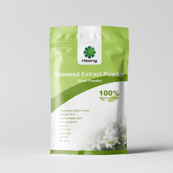 1 Kg Packing Agricultural Seaweed Extract Powder