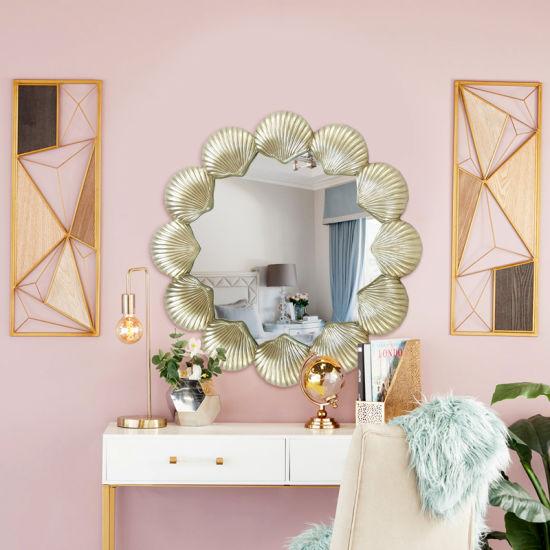 Creative Decorative Mirror Shell