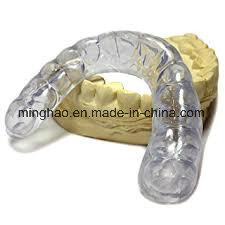 Denture Manufature of Night Guard Hard
