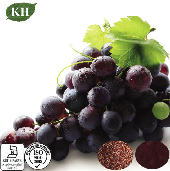 Grape Seed Extract; Vitis Vinifera L.; CAS No.: 84929-27-1 pictures & photos